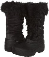 Tundra Boots Vancover (Black) Women's Lace-up Boots