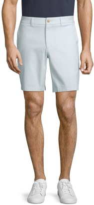 Saks Fifth Avenue Stretch Buttoned Shorts