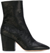 IRO block heel ankle boots - women - Leather - 36