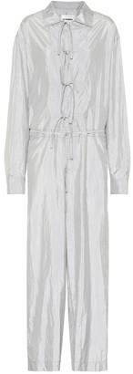 Jil Sander Exclusive to Mytheresa a Silk-blend jumpsuit