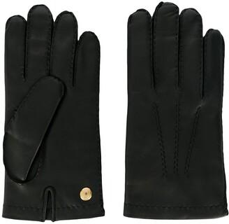 Tom Ford stud embellished gloves