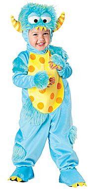 JCPenney Asstd National Brand Lil Monster Toddler Costume
