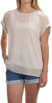 Tommy Bahama Kalena Seamed Shirt - Silk, Short Sleeve (For Women)