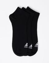 adidas Perf No-Show Thin Socks 3P