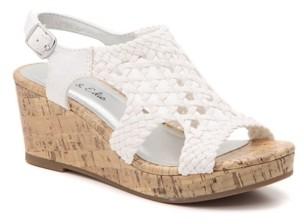 Olive & Edie Weaver Wedge Sandal - Kids'