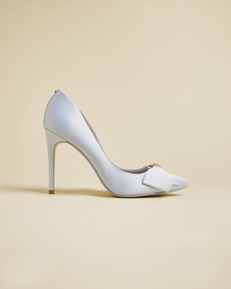 Ted Baker Stiletto Bow Court Shoes