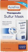 Ulta University Medical Acne Free Therapeutic Sulfur Mask