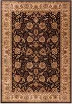 "Kenneth Mink Closeout! Area Rug Warwick Kashan Brown/Wheat 3'3"" x 5'3"