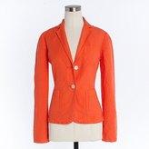 Linen-cotton Casa Rossa jacket