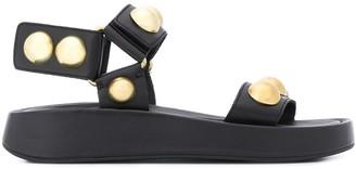 Ash Vilcan studded sandals