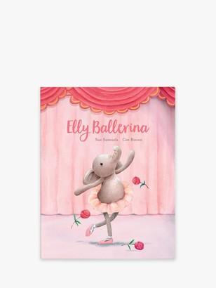 Jellycat Elly Ballerina Elephant Children's Book