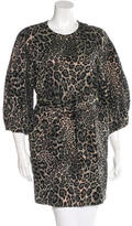 Matthew Williamson Leopard Brocade Jacket