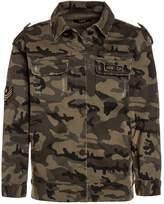 limited by name it NITALSINE OVERSIZED JACKET Light jacket khaki