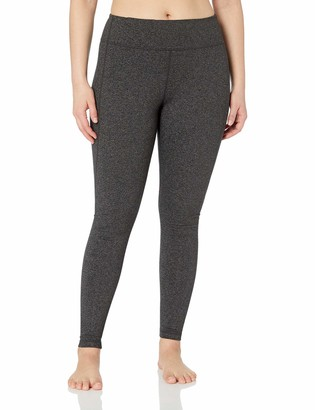 Core 10 Amazon Brand Women's Plus Size Build Your Own Yoga Pant Full-Length Legging