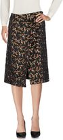 Laviniaturra Knee length skirts