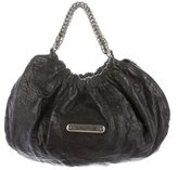 Thomas Wylde Distressed Leather Hobo