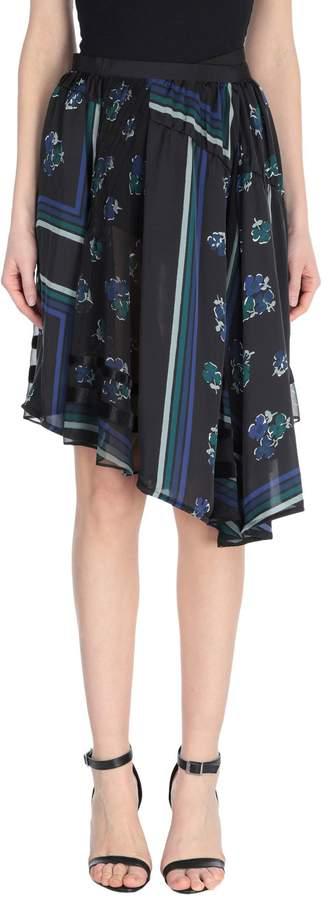 e0aa22014821d Sacai Black Skirts - ShopStyle