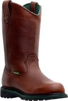 """John Deere Men's Boots 10"""" Waterproof Wellington 4283"""