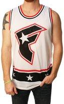 Famous Stars & Straps Men's Baseline Jersey Tank Top-XL