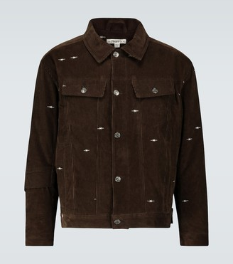 Phipps Logging star logo jacket