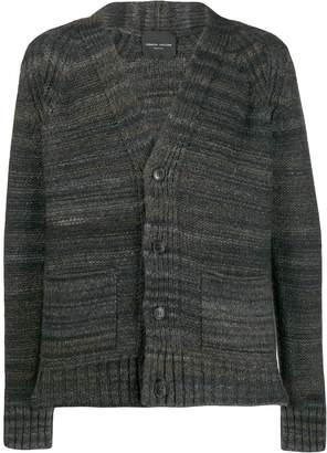 Roberto Collina striped cardigan