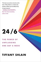 Tiffany Shlain 24/6: The Power Of Unplugging One Day A Week