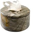 Calcite Mineral Seaside Box