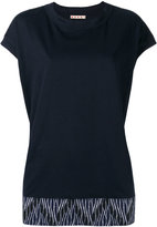 Marni printed T-shirt - women - Cotton - 38