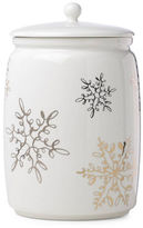 Kate Spade New York Jingle All The Way Cookie Jar