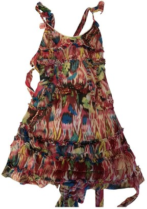 Antonio Berardi Silk Dress for Women