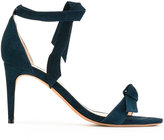 Alexandre Birman knotted stiletto sandals - women - Leather/Suede - 36