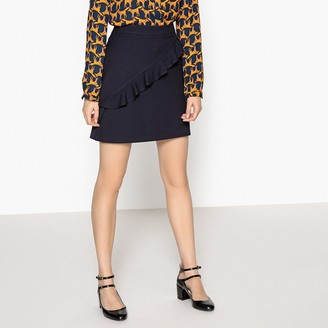 La Redoute Collections Ruffled Skirt