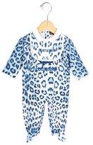 Roberto Cavalli Boys' Leopard Print All-In-One w/ Tags