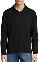Black Brown 1826 Cotton Polo Shirt