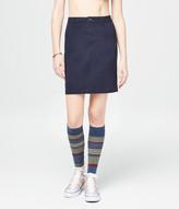 "Solid Pocketed 19"" Uniform Skirt***"