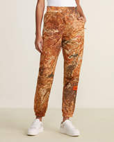 Heron Preston Camo Nylon Windbreaker Pants