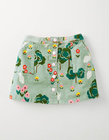 Boden Popper Through Skirt