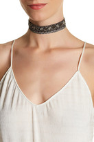 Stephan & Co Beaded Choker