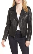 Lucky Brand Women's Leather Jacket