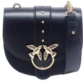 Pinko Love Foldover Shoulder Bag