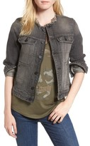 Zadig & Voltaire Women's Love Now Crop Denim Jacket