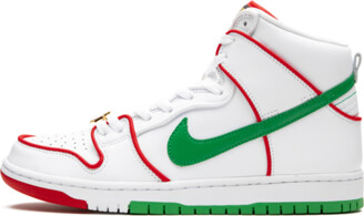 Nike SB Dunk High 'Paul Rodriguez - Mexican Boxing' Shoes - Size 6