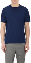 Piattelli MEN'S CASHMERE SHORT-SLEEVE T-SHIRT