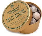 Charbonnel et Walker Marc De Champagne Chocolate Truffles In Double Layer Gift Box