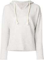 Current/Elliott hooded sweater - women - Cotton/Polyester/Rayon - 1