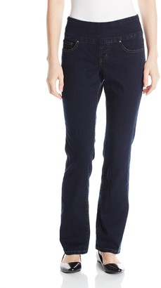 Jag Jeans Women's Petite Paley Boot in After Midnight