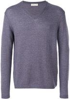 Etro classic v neck sweater