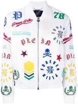 Philipp Plein Michelle bomber jacket