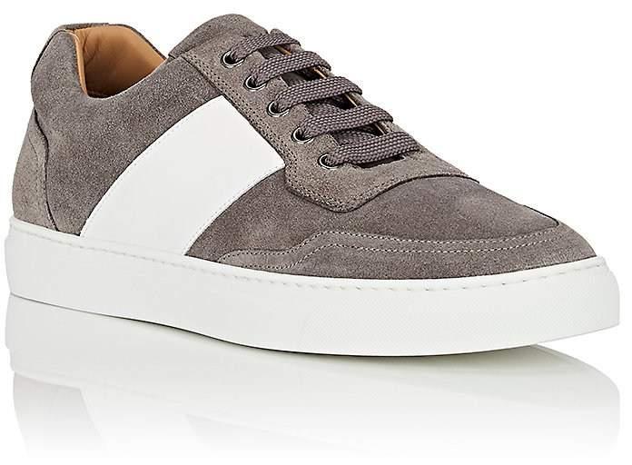 Harry's of London Men's Mr Jones Bolt Suede Sneakers