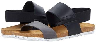 Eric Michael Porto (Brown/Yellow) Women's Sandals